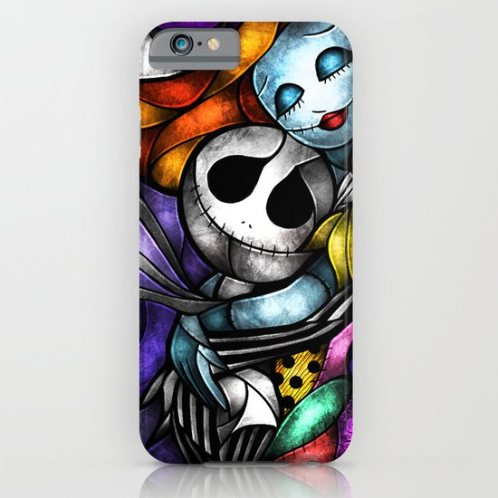 Love at its darkest iPhone & iPod Case