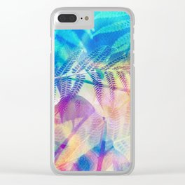 Spring is in the Air 14 Clear iPhone Case