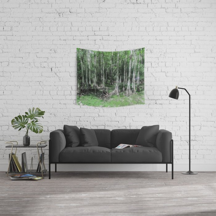 A Secret Place Wall Tapestry