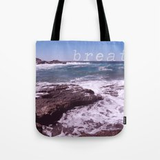 breath Tote Bag