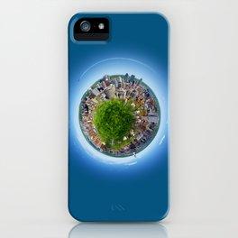 Planète MTL iPhone Case