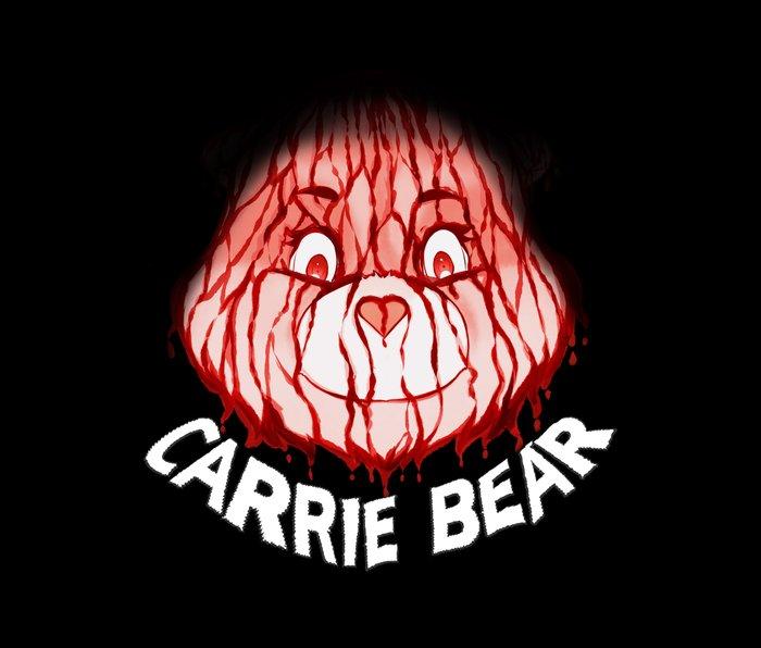 Carrie Bear Metal Travel Mug