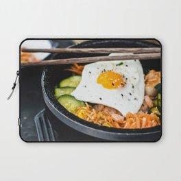 Korean Bibimbap Laptop Sleeve