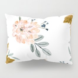 Mason Vintage Roses Pillow Sham