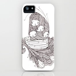 ship of fools iPhone Case
