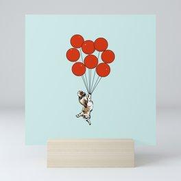 I Believe I Can Fly Shih Tzu Mini Art Print