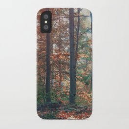 into the woods 13 iPhone Case