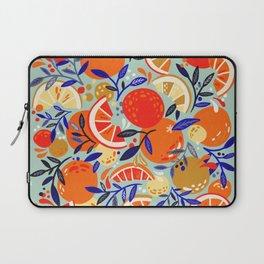 Fresh Citrus Mesh – Mint Laptop Sleeve