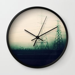 We Stand Alone Wall Clock