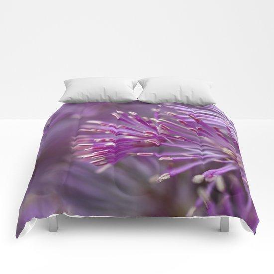 Dreamy Florals - JUSTART © Comforters