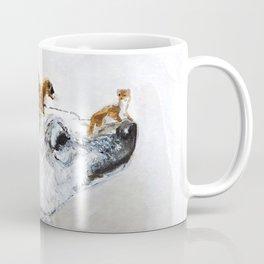 Awesome mustelids Coffee Mug