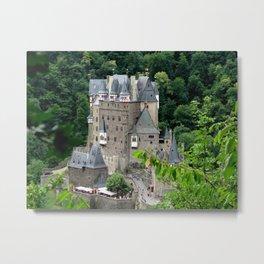 Burg Eltz,Germany Metal Print