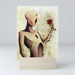 Mercy of the Thorns Mini Art Print