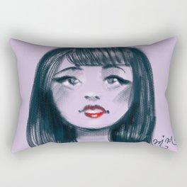 Lila Rectangular Pillow