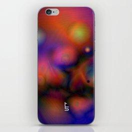 Glow II iPhone Skin