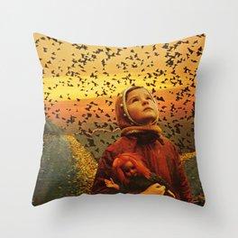 Ottobre  Throw Pillow