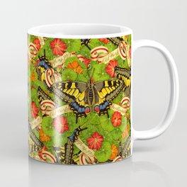 Old World Swallowtail Cacophony Coffee Mug