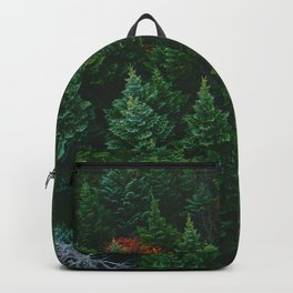 The Lively Forest (Color) Backpack