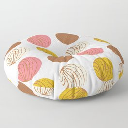 Conchas Floor Pillow