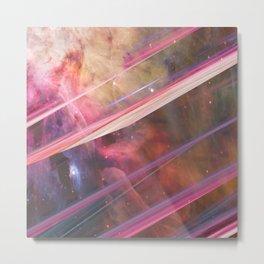 Twisted Nebula Metal Print