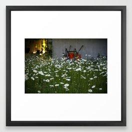 Oregon (wild) Framed Art Print