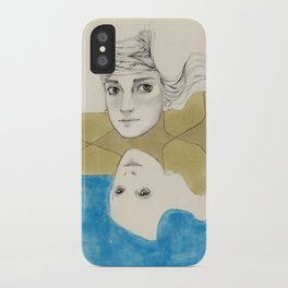 Earth Water and Wind! iPhone Case