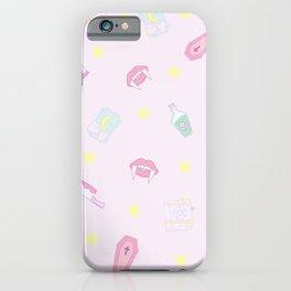 Pastel Magic iPhone Case