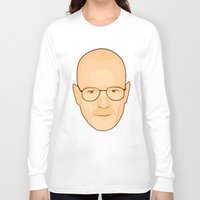 walter white Long Sleeve T-shirts featuring Walter White by sknny