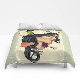 Bohemian Girl Comforters