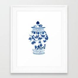 Ginger Jar II Framed Art Print