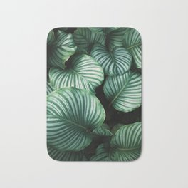 Among The Leaves Bath Mat