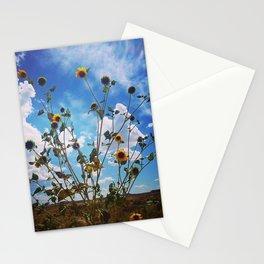 Wild Sunflowers Stationery Cards