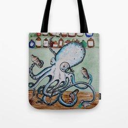 Octobartender Tote Bag