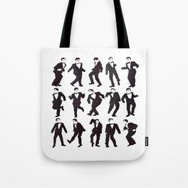 Gentlemen Tote Bag