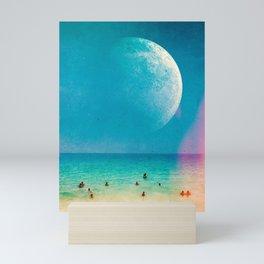 Simpler Times Mini Art Print