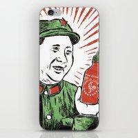 Mao Sauce iPhone & iPod Skin