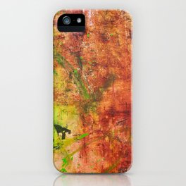 earth #4 iPhone Case
