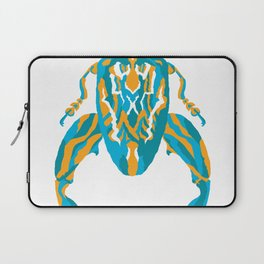 Sagra Beetle _ Psychedelic bug 3.2 _ Besouro Independente Laptop Sleeve