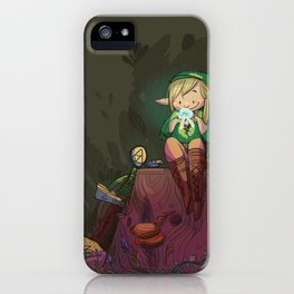 Link! iPhone Case