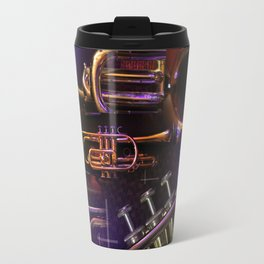 The Trumpet Glow Travel Mug