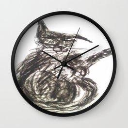 Menina Wall Clock