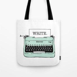 TYPE{WRITE}R Tote Bag