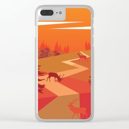 My Nature Collection No. 26 Clear iPhone Case