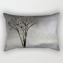 """To Love Somebody,"" Inspired by Nina Simone Rectangular Pillow"