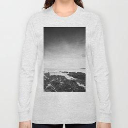 Scottish Coastline Long Sleeve T-shirt