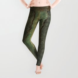 Eucalyptus Tree Bark 6 Leggings