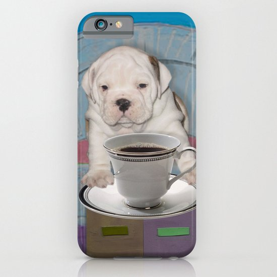 can't this wait until after my first cup iPhone & iPod Case