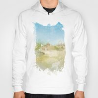 rome Hoodies featuring Rome by FarbCafé