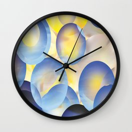 Day of the Sky Wall Clock