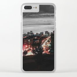 RVA Clear iPhone Case